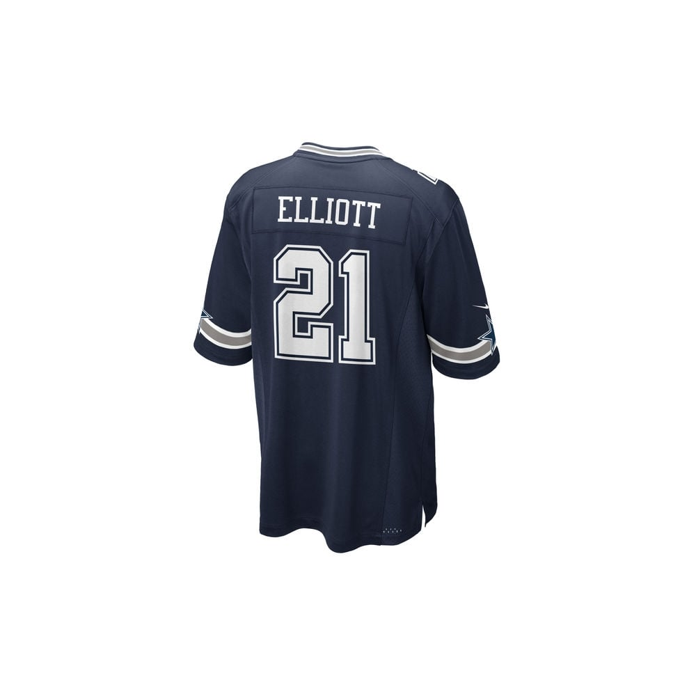 on sale 106bd a2098 NFL Dallas Cowboys Home Game Jersey - Ezekiel Elliott