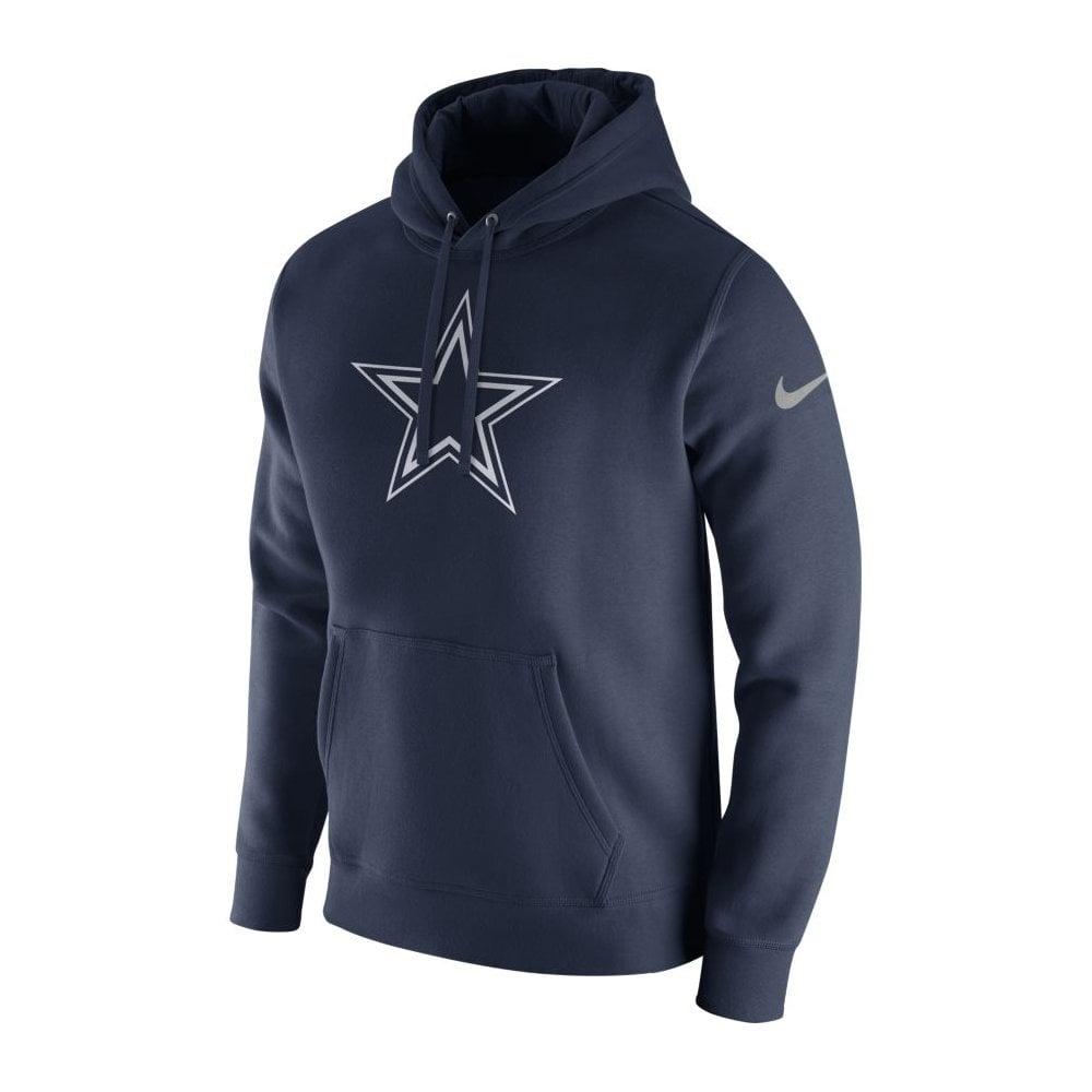 new styles 67fe6 87109 NFL Dallas Cowboys PO Fleece Club Hood