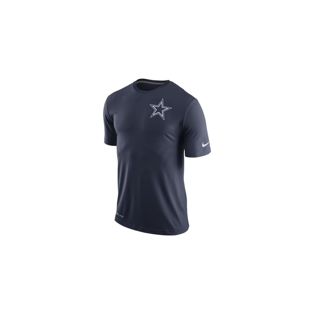 a671754d289 Nike NFL Dallas Cowboys Stadium Touch Performance Dri-Fit T-Shirt ...
