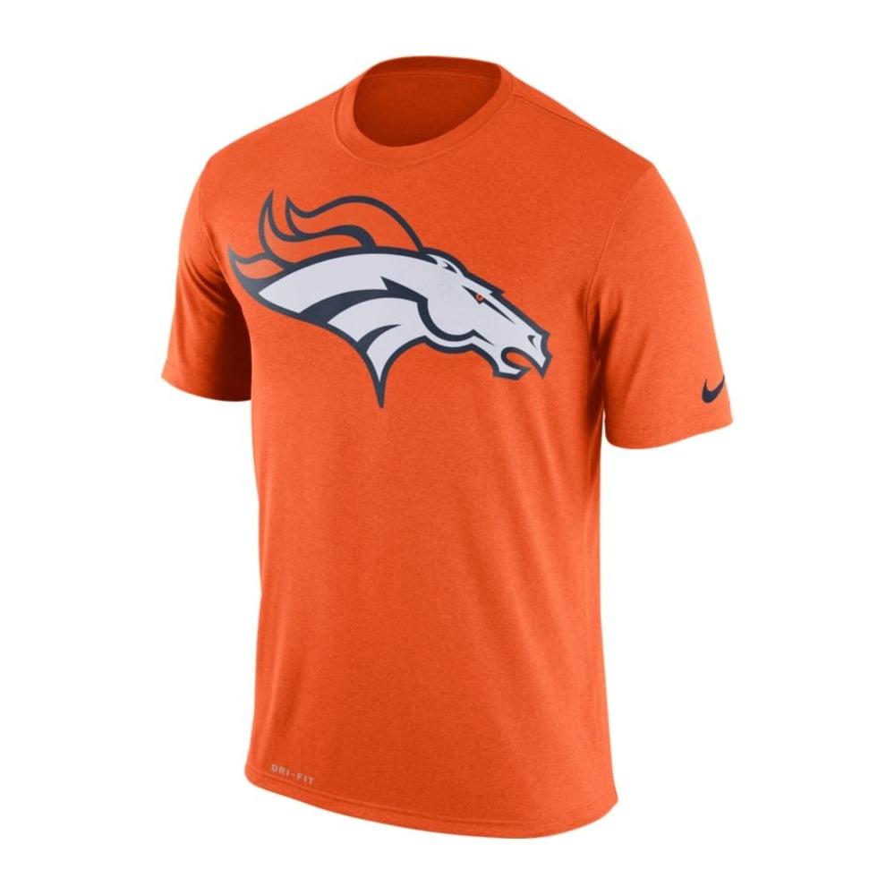Nfl Dri-fit Legend Denver Broncos Essential T-shirt Logo