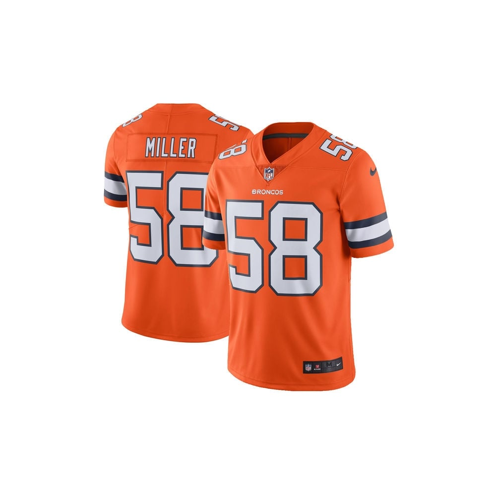 broncos limited nike jersey