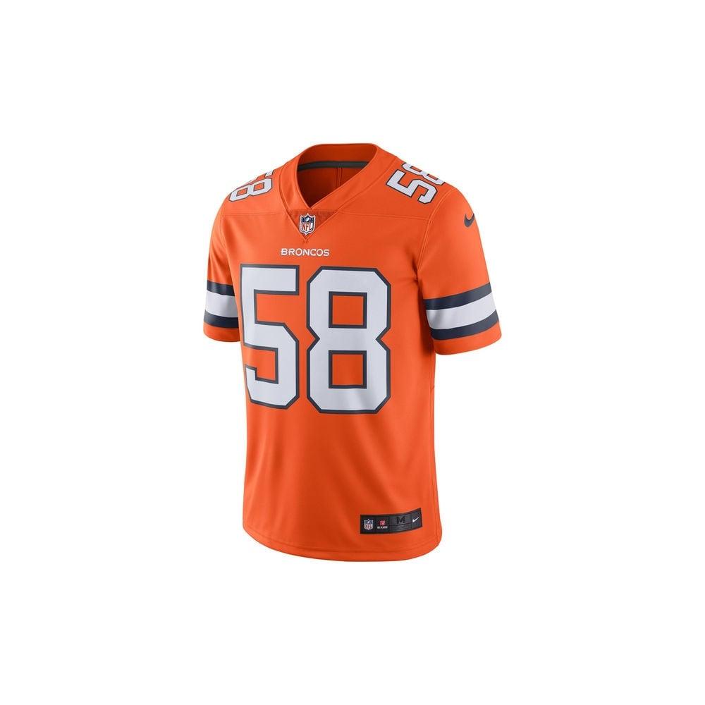 quality design e03ba c0378 NFL Denver Broncos Limited Color Rush Jersey - Von Miller