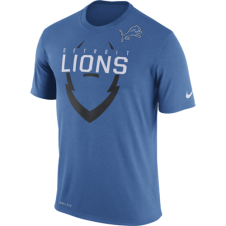 NFL Detroit Lions 2016 Legend Icon Dri-Fit T-Shirt