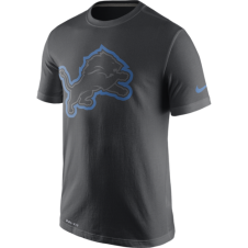 NFL Detroit Lions Anthracite Travel T-Shirt