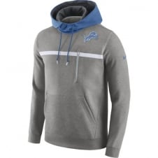 NFL Detroit Lions Champ Drive Pullover Hood