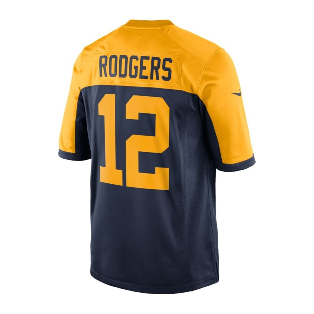 huge selection of 07540 a4724 NFL Green Bay Packers Alternate Game Jersey - Aaron Rodgers