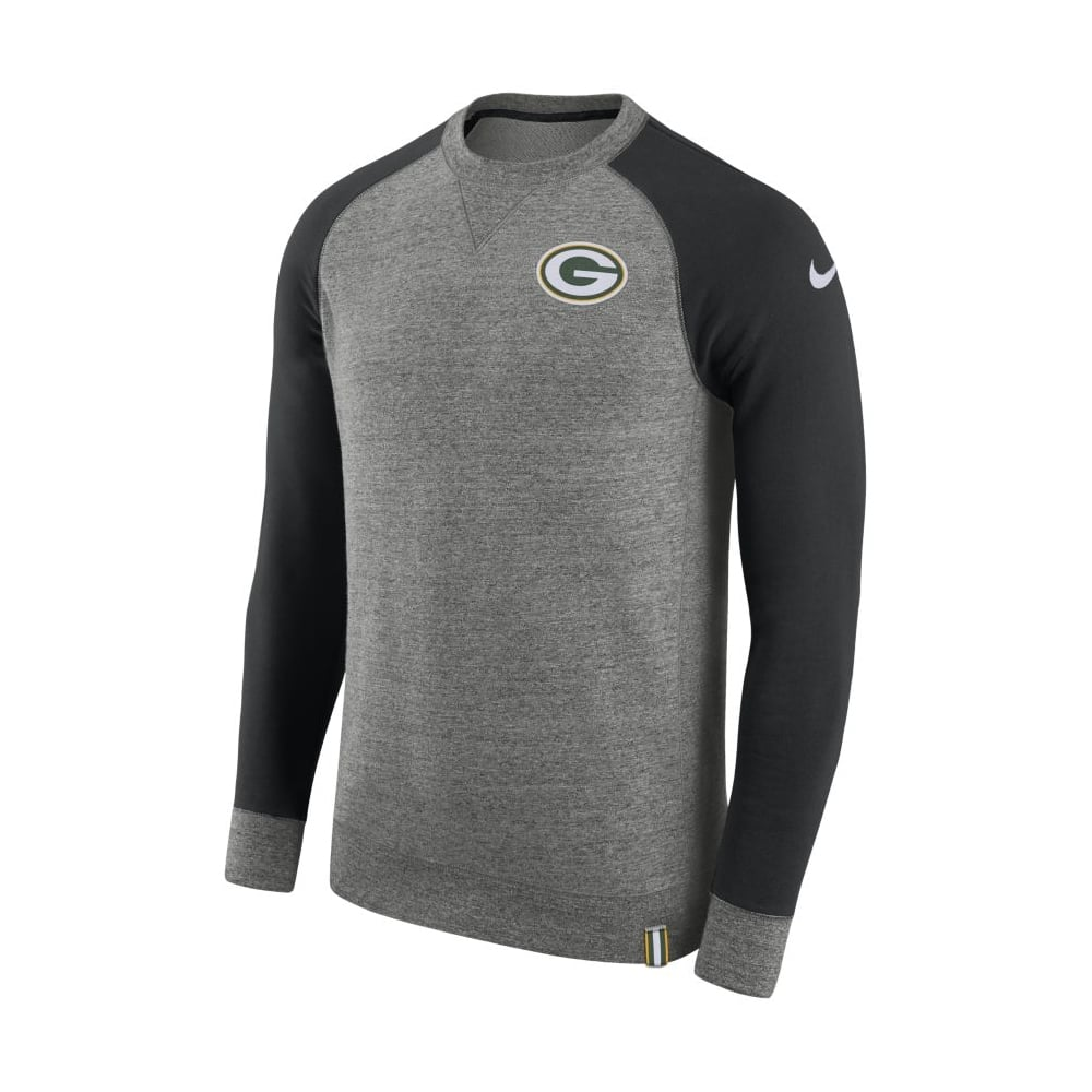 c99ff5884df Nike NFL Green Bay Packers AW77 Crew Sweatshirt - Teams from USA ...