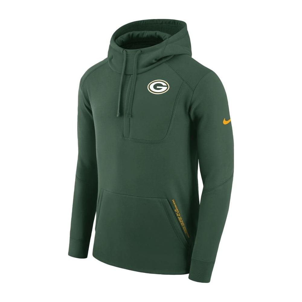 on sale a5d37 e020c NFL Green Bay Packers Fly Fleece PO Hoodie