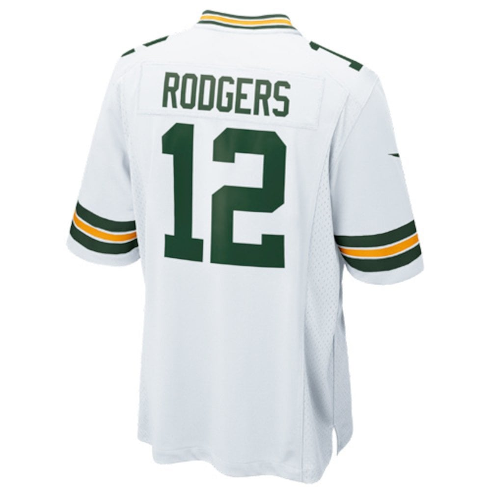 73c065e8 NFL Green Bay Packers Road Game Jersey - Aaron Rodgers