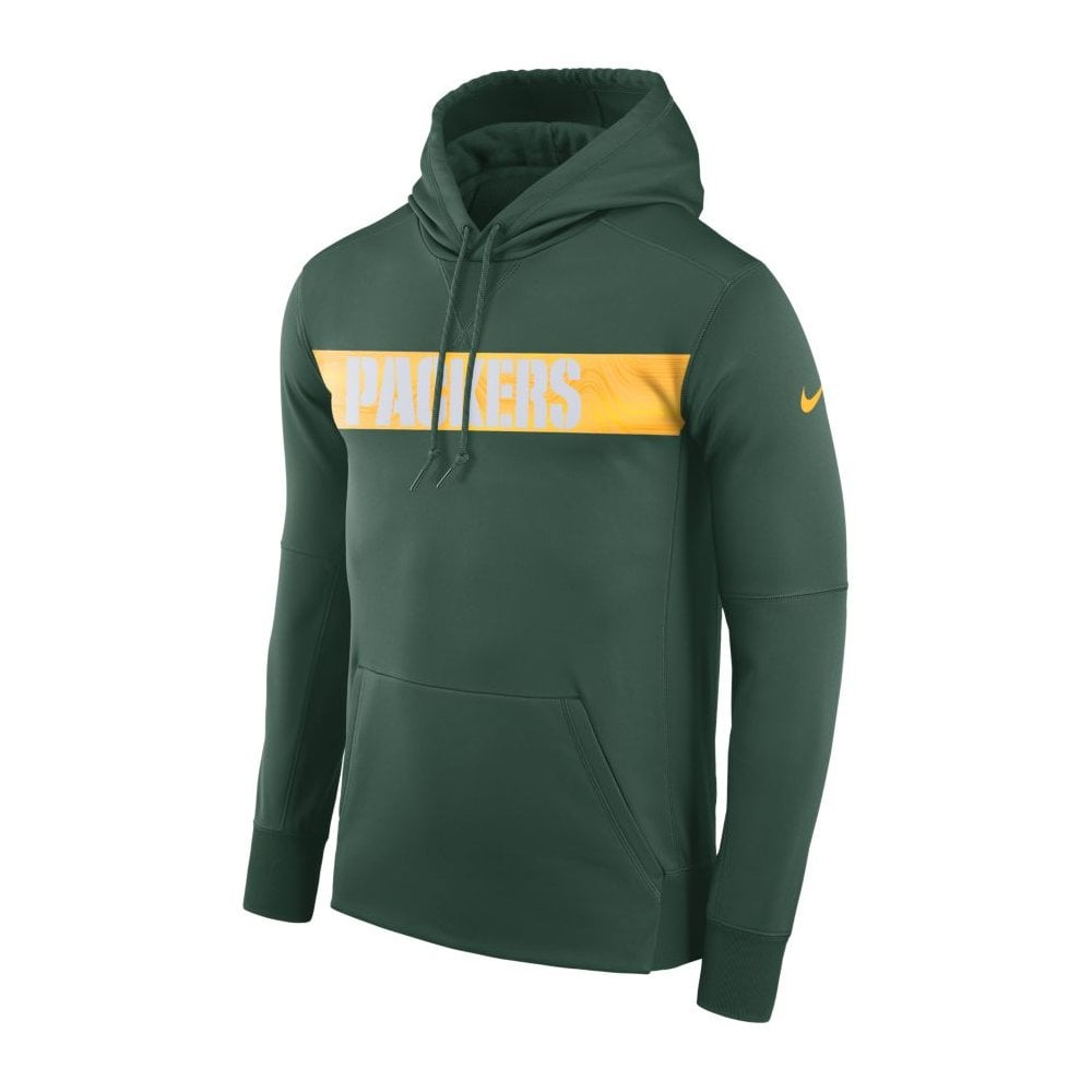 f14976c69 Nike NFL Green Bay Packers Therma PO Hood - Teams from USA Sports UK