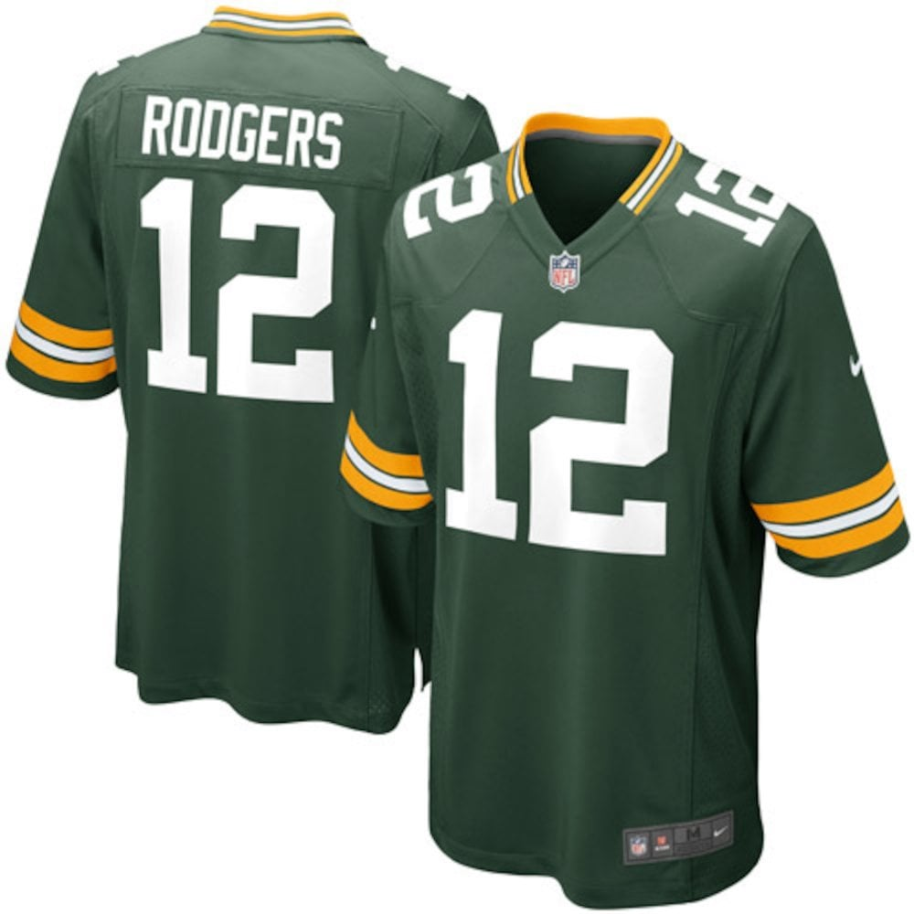 new product 8961e 96d13 NFL Green Bay Packers Youth Home Game Jersey - Aaron Rodgers