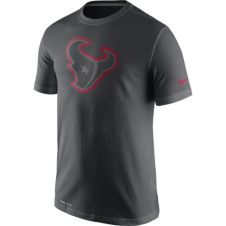 NFL Houston Texans Anthracite Travel T-Shirt