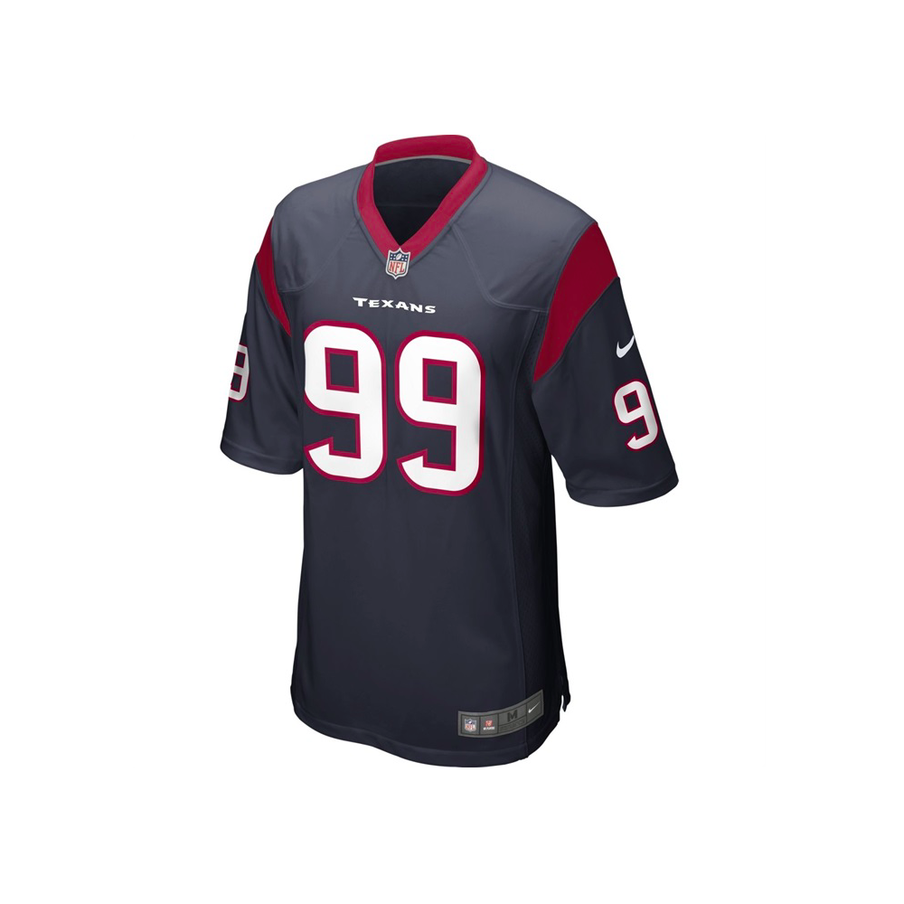 check out ad4d9 c75e6 Nike NFL Houston Texans Home Game Jersey - JJ Watt