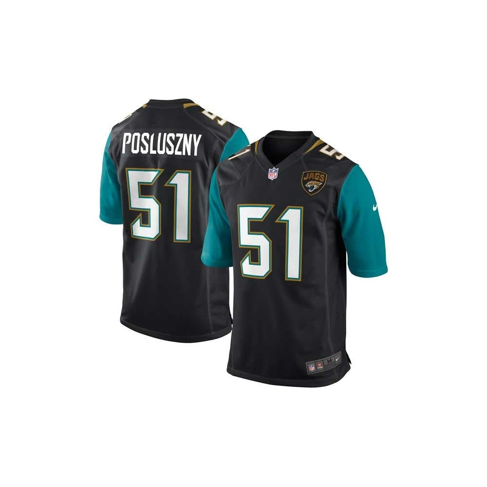 dee0655fb NFL Jacksonville Jaguars Youth Home Game Jersey - Paul Posluszny