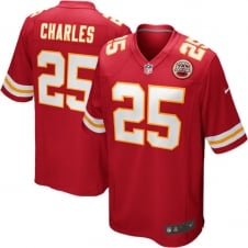 NFL Kansas City Chiefs Home Game Jersey - Jamaal Charles