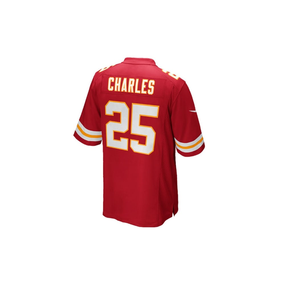quality design d842c 8376b Nike NFL Kansas City Chiefs Home Game Jersey - Jamaal Charles