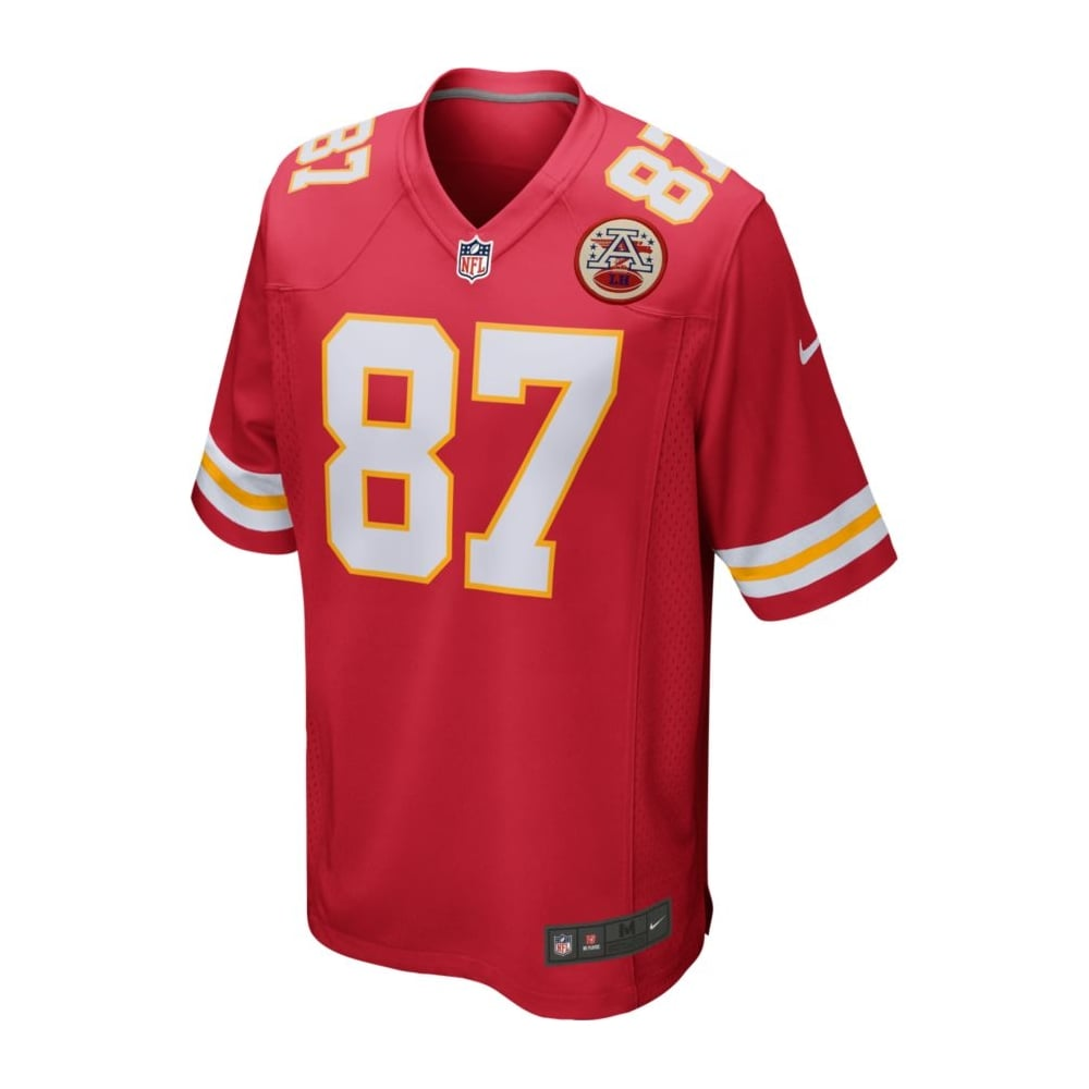 Top Nike NFL Kansas City Chiefs Home Game Jersey Travis Kelce Teams  for cheap