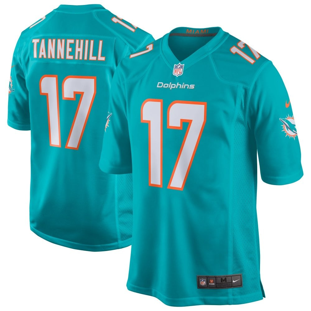 competitive price c0902 a3a12 NFL Miami Dolphins Home Game Jersey - Ryan Tannehill