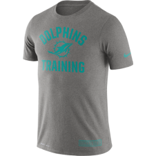NFL Miami Dolphins Training Performance T-Shirt