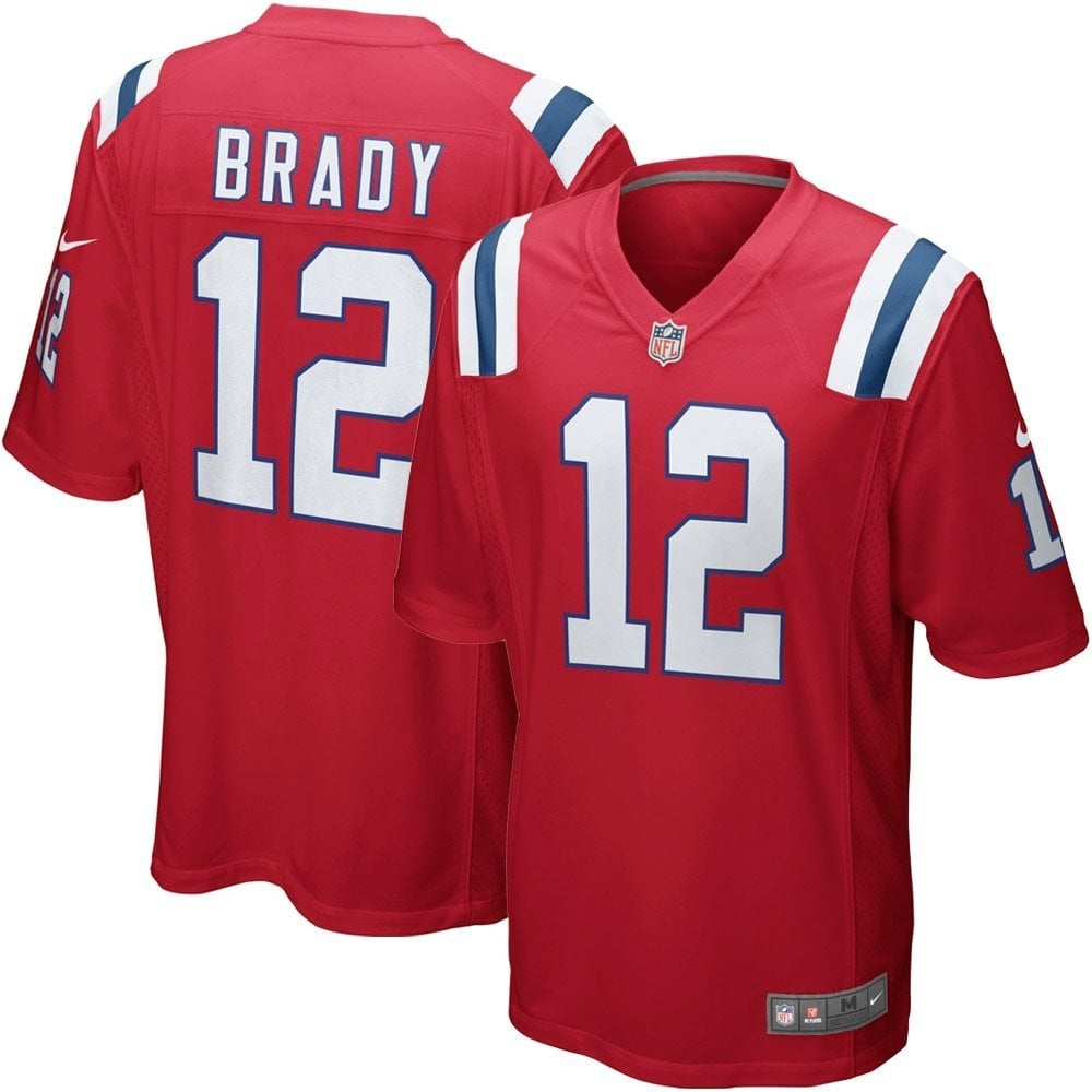 c8efd127 NFL New England Patriots Alternate Game Jersey - Tom Brady