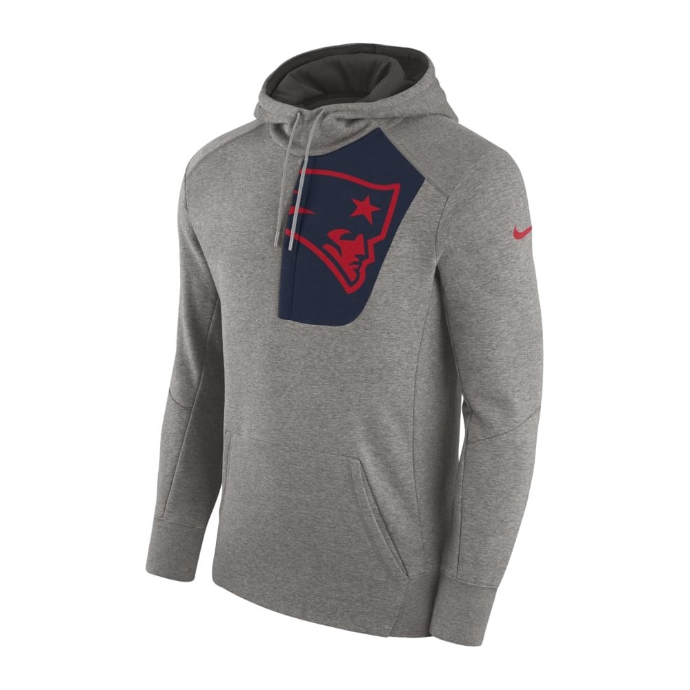 Nike NFL New England Patriots Fly Fleece CD PO Hoodie - Teams from ... 002a934b3
