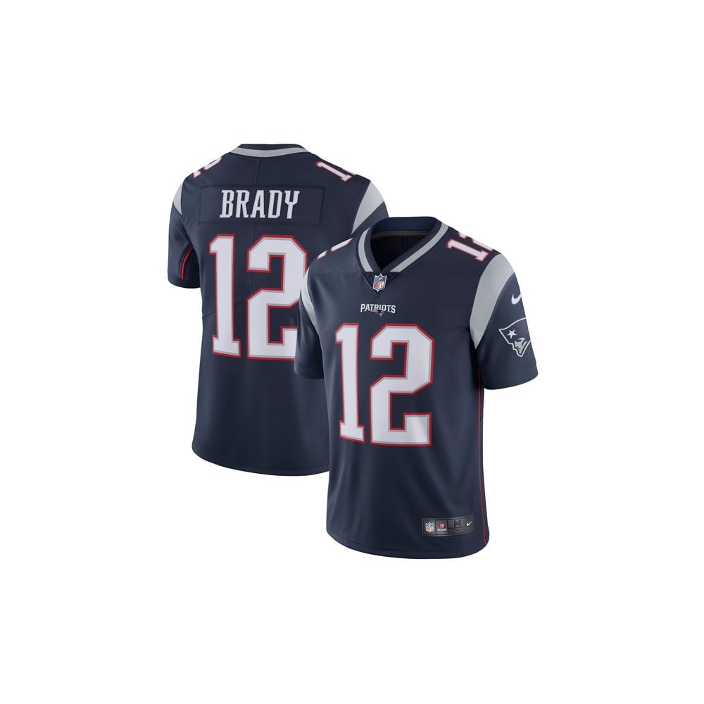the latest b95a3 108af NFL New England Patriots Home Vapor Untouchable Limited Jersey - Tom Brady