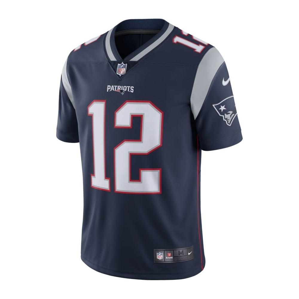 the latest 9bfca e1b02 NFL New England Patriots Home Vapor Untouchable Limited Jersey - Tom Brady