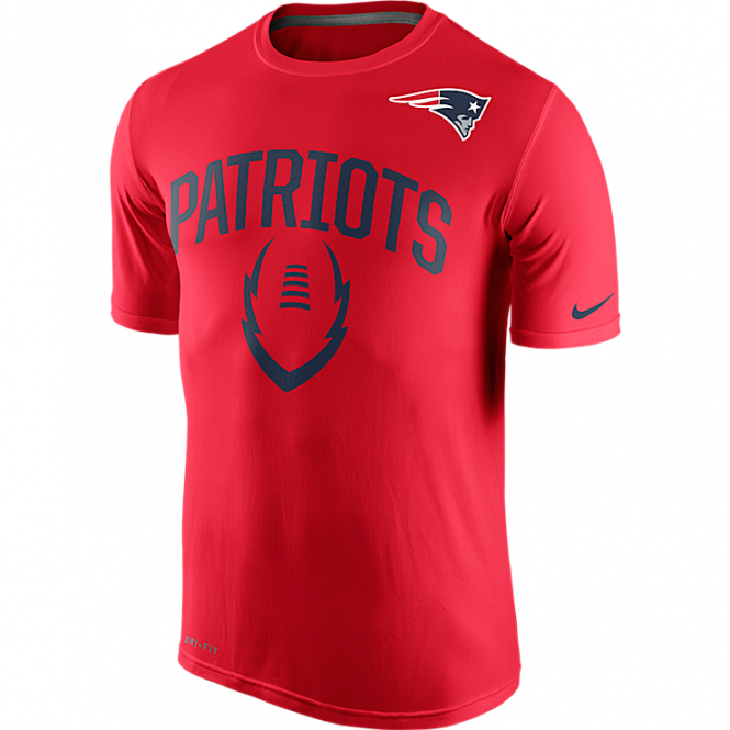 Nike NFL New England Patriots Legend Icon Dri-Fit T-Shirt
