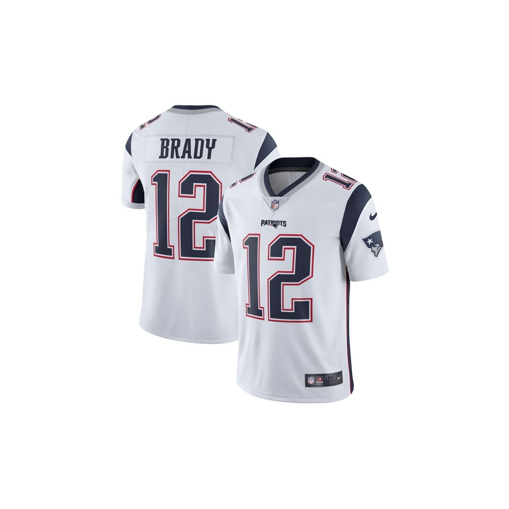 new arrival d7a44 d93b7 NFL New England Patriots Road Vapor Untouchable Limited Jersey - Tom Brady
