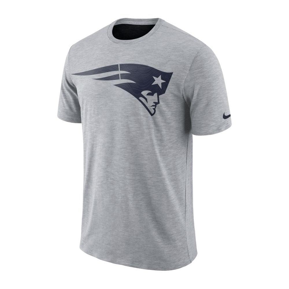 Nike NFL New England Patriots Sideline Slub Performance T-Shirt ... 0cacc942d