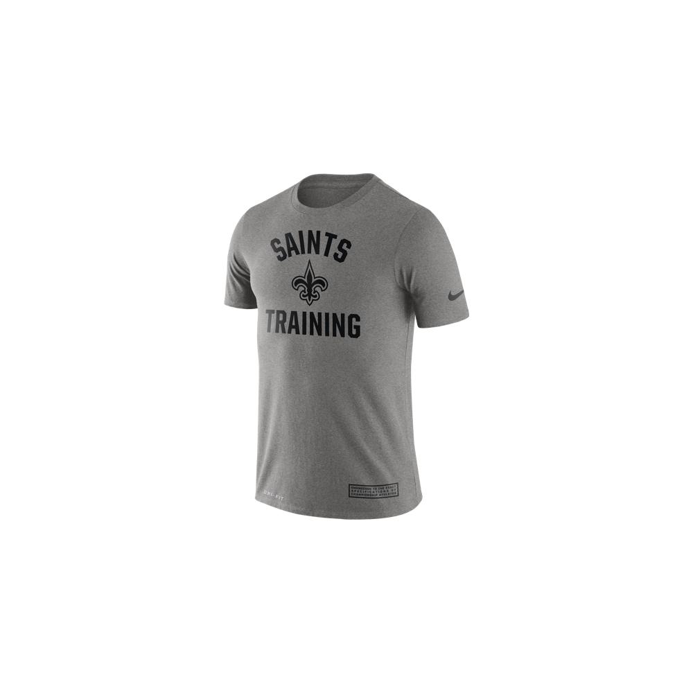 promo code 02206 bd6c9 NFL New Orleans Saints Training Performance T-Shirt