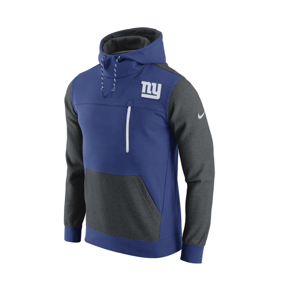 Nike NFL New York Giants AV15 Fleece Pullover Hoodie - Teams from ... a57b45264