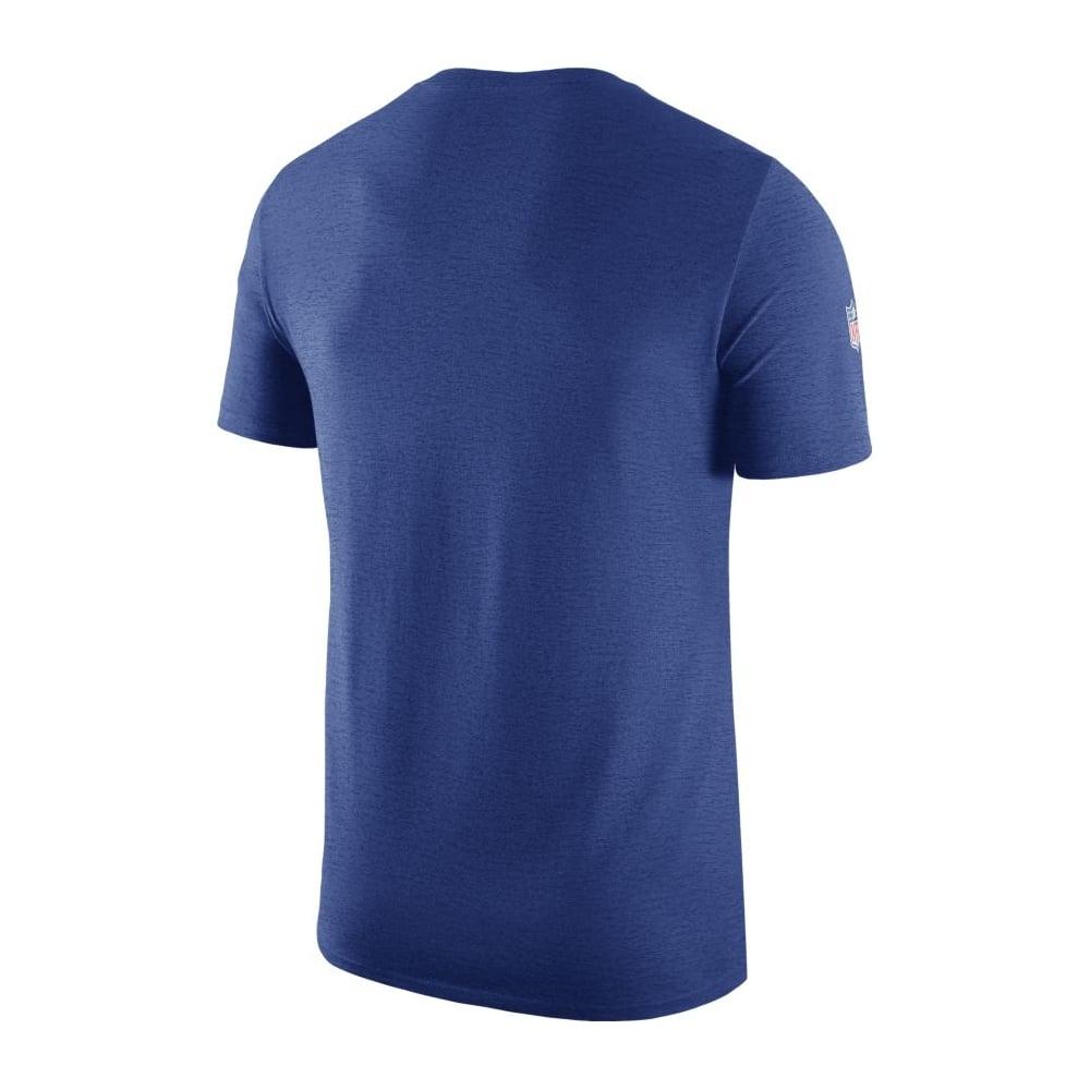 Nike NFL New York Giants Coach Dri-Fit T-Shirt - Teams from USA ... c82dda06587