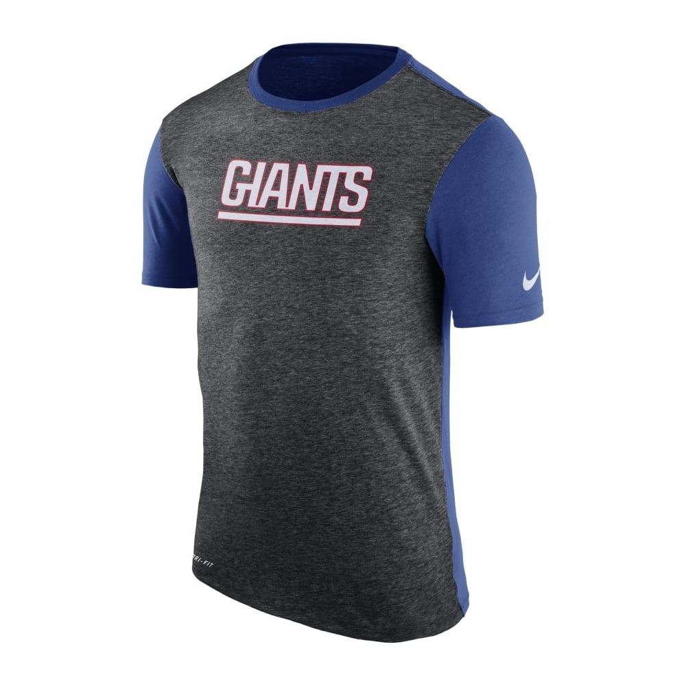 20766739 Nike NFL New York Giants Color Dip Dri-Fit T-Shirt - Teams from USA ...