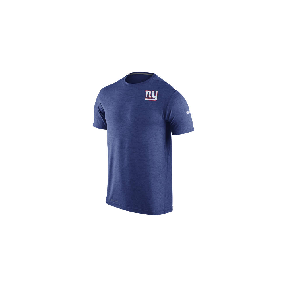 52c6aebe98d Nike NFL New York Giants Dri-Fit Touch Performance T-Shirt - Teams ...