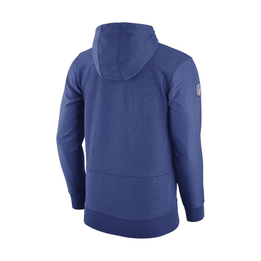buy popular 47574 c856a NFL New York Giants FZ Travel Hoodie
