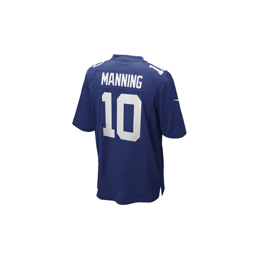 promo code 87a0c d02b7 NFL New York Giants Home Game Jersey - Eli Manning
