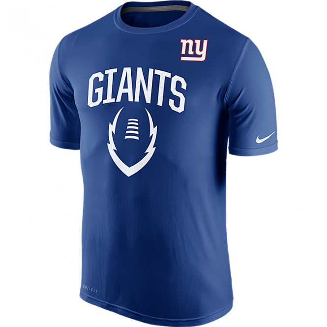 Nike NFL New York Giants Legend Icon Dri-Fit T-Shirt