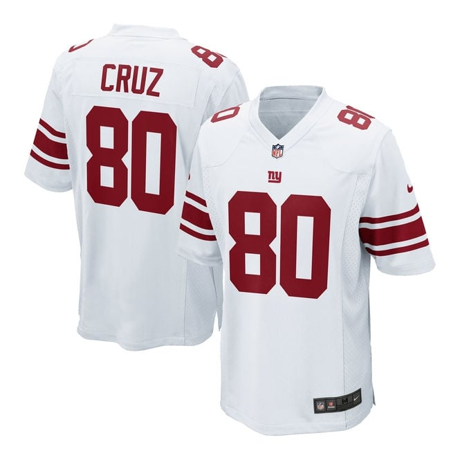 Nike NFL New York Giants Road Game Jersey - Victor Cruz