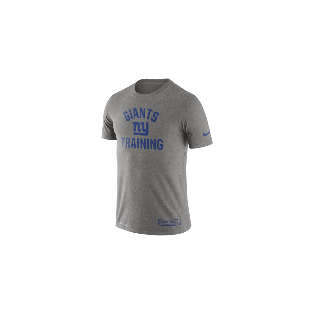 Nike NFL New York Giants Training Performance T-Shirt - Teams from ... 21936de87