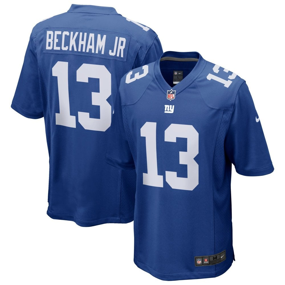 9accfa7c9 Nike NFL New York Giants Youth Home Game Jersey - Odell Beckham Jr ...