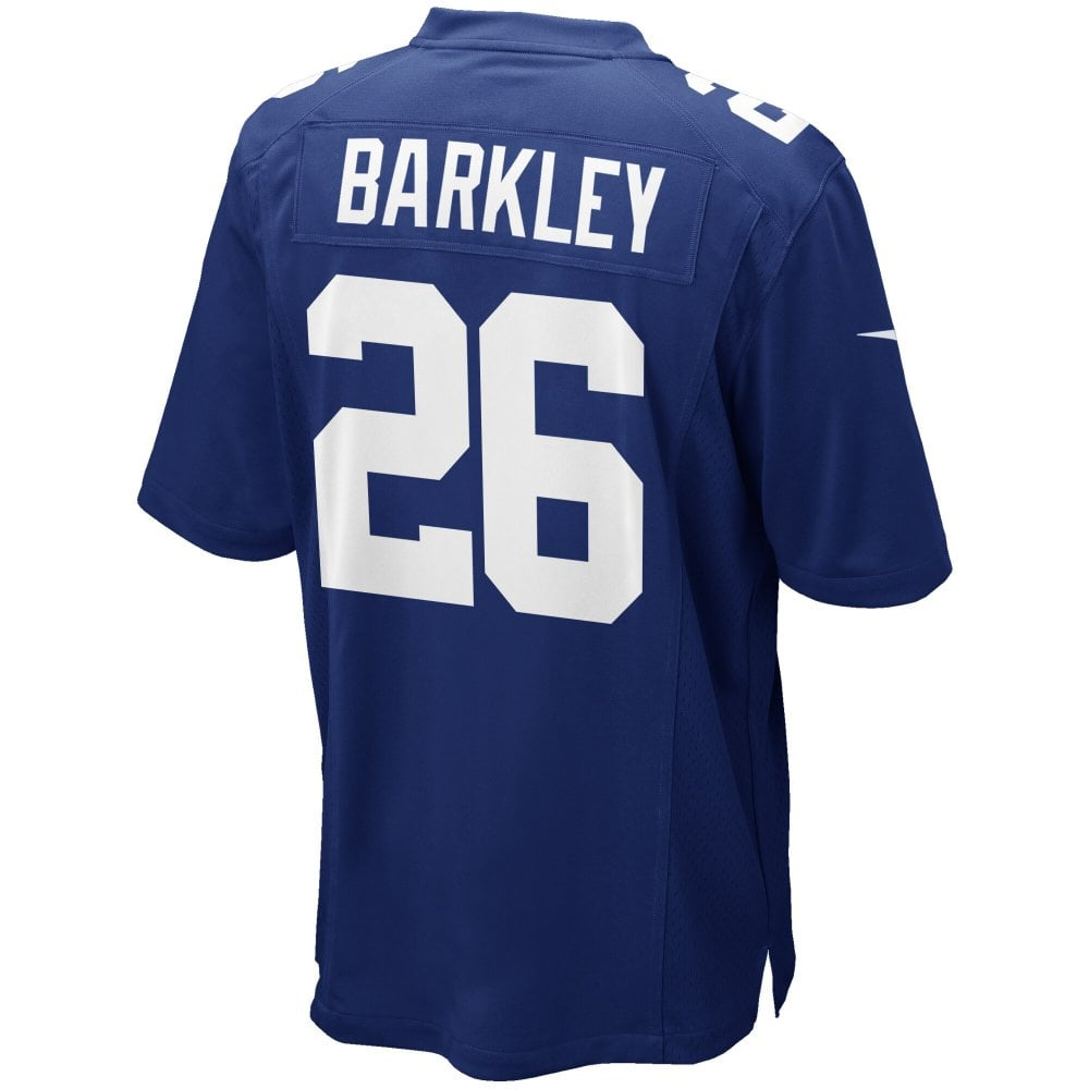 new style 8497b 94bd6 NFL New York Giants Youth Home Game Jersey - Saquon Barkley
