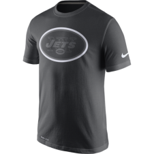 NFL New York Jets Anthracite Travel T-Shirt
