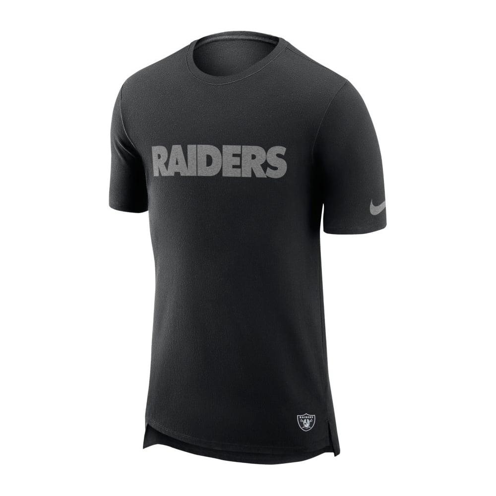 quality design 1181b 69cad NFL Oakland Raiders Enzyme Droptail Logo T-Shirt