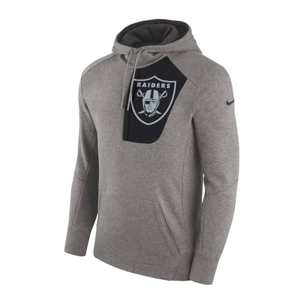 sale retailer feafc 60696 NFL Oakland Raiders Fly Fleece CD PO Hoodie