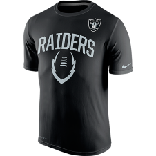 NFL Oakland Raiders Legend Icon Dri-Fit T-Shirt