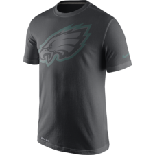 NFL Philadelphia Eagles Anthracite Travel T-Shirt