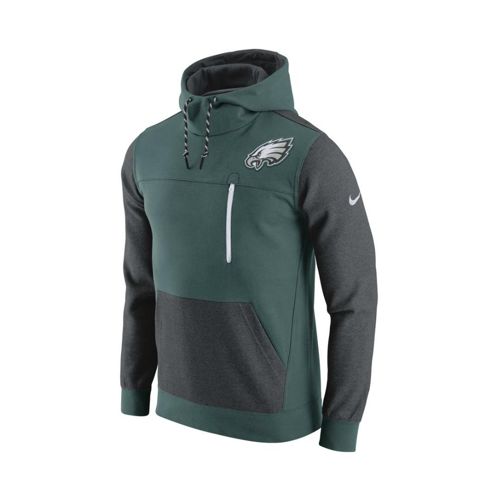new style dd4f8 bfc00 NFL Philadelphia Eagles AV15 Fleece Pullover Hoodie