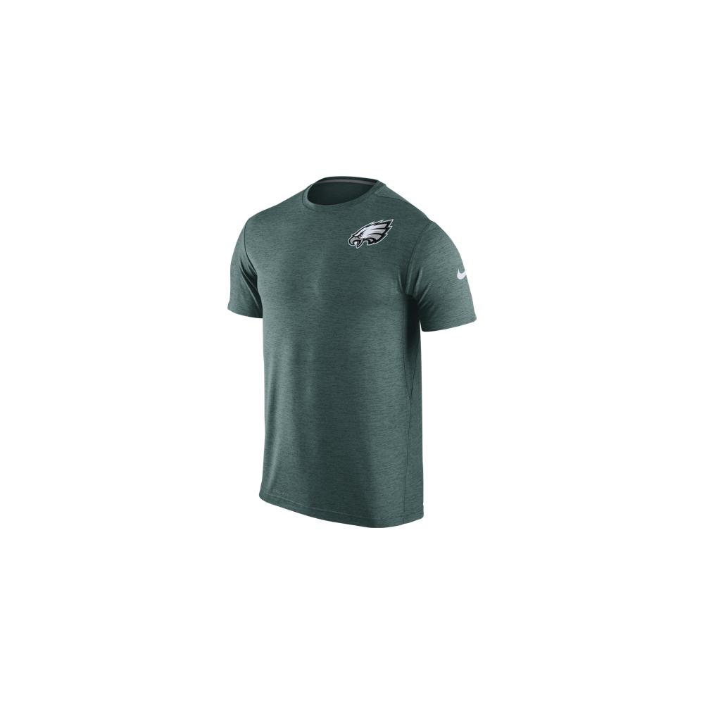 Nike NFL Philadelphia Eagles Dri-Fit Touch Performance T-Shirt ... bb8ce6b4e