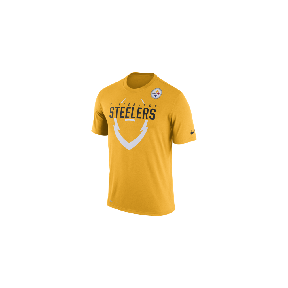 Nike NFL Pittsburgh Steelers 2016 Legend Icon Dri-Fit T-Shirt ... 7d87265ee04f